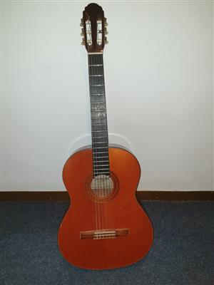 2 Guitars For Sale -  A Classical Guitar and a Steel String Acoustic Guitar