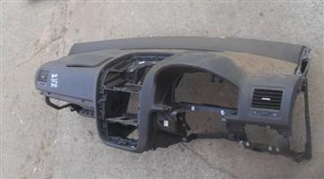 Volkswagen Golf 5 Dashboard skin