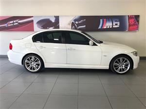2011 BMW 3 Series sedan 320D A/T (G20)