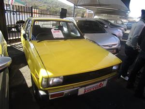 1982 Toyota Corolla 1.3 Advanced