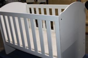Baby cot S032612D #Rosettenvillepawnshop