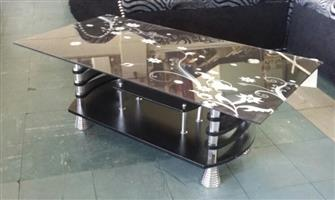 Brand New Glass Coffee Table