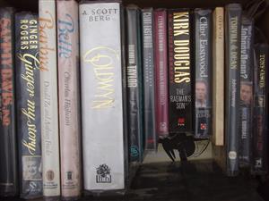 Famous Actors - a collectors selection - R 1550 - +- 14 books in excellent condition