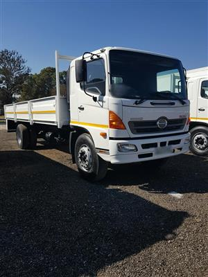 2005 Hino 500, 15-257 Mass Dropside (8ton) truck for sale