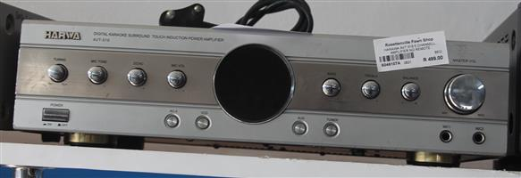 Harawa 5 channell amplifier no remote S046107A #Rosettenvillepawnshop