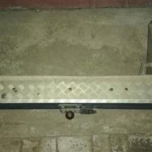 Toyota hilux towbar for sale