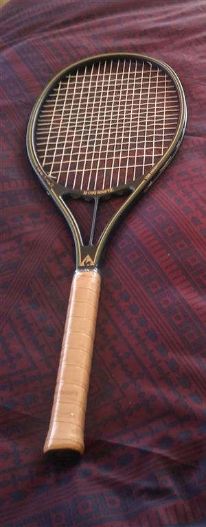 Tennis rackets & equipment Bargain price