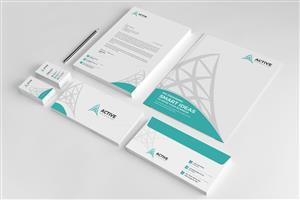 Corporate Identity Design - Mega Pack