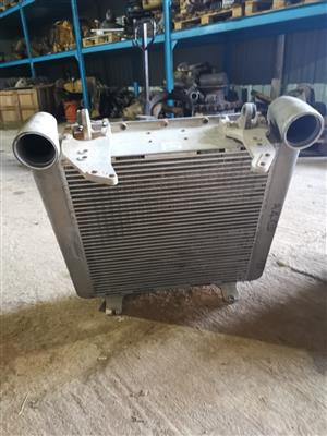 Volvo A40 and A30 oil coolers