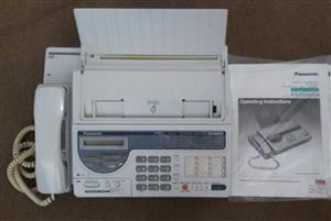 Telephone/fax/answeringmachine