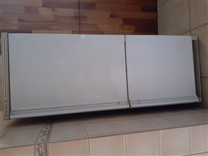 kelvinator double door fridge for sale