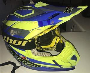 Off-road Spirit helmet