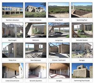 Windhoek Namibia - Herboths Blick Nature Estate