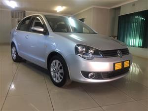 2017 VW Polo Vivo sedan 1.6 Comfortline