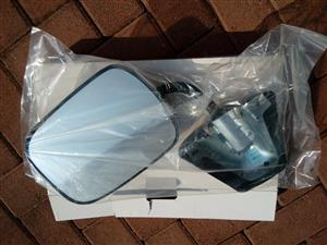 Chevrolet C10, C20 & C30: Black Door Mirrors - For Sale, imported from USA