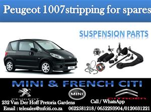 Suspension parts On Big Special for Peugeot 1007
