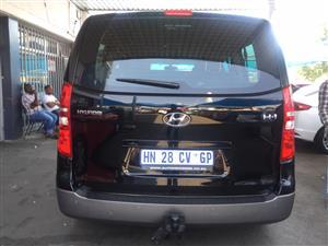 2015 Hyundai H1 H 1 2.4 wagon GLS