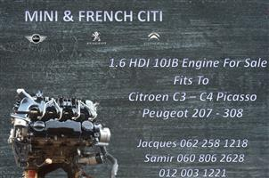 Peugeot 307 308 Engine For Sale