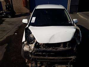 2017 Kia Picanto 1.0 Accident Damaged
