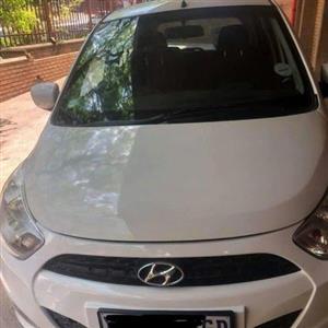 2009 Hyundai i10 1.1 Motion