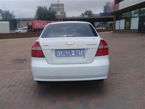 2012 Chevrolet Aveo 1.6 LT sedan