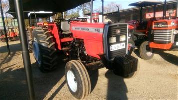 Massey Ferguson (MF) 390 4X2 Pre-Owned Tractor