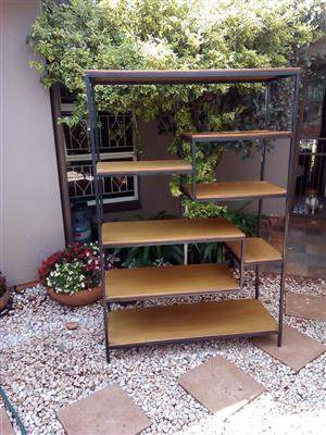 5 Tier wooden shelf for sale
