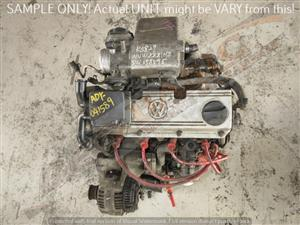 VOLKSWAGEN GOLF 1~3 - ADY 2.0L EFI 8V Engine