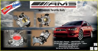 Mitsubishi Throttle Body