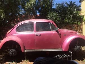 1968 VW Beetle 1.2TSI Club