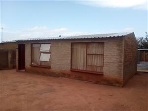 4 Room House , Soshanguve PP2 , HomeSosha Properties