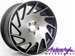 18 inch VS-Style T2 Alloy Wheels VOSSEN style