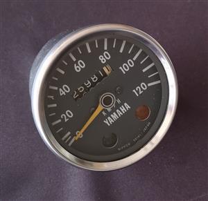 1970's Yamaha DT 100/125 or YB100/125 speedometer