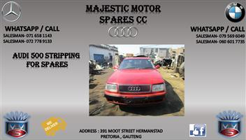 Audi 500 stripping for spares