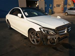 2017 Mercedes Benz 180C Code 2
