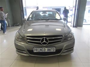 2011 Mercedes Benz C-Class C200 Edition C