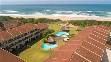 JULY HOLIDAYS-SAFE & SECURE-2 BEDROOM-SELF-CATERING ON THE BEACH-24 HR SEC-MAX6-STUNNING GROUND FLOOR-AMANZIMTOTI