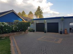 Stunning 6 bed house in Bergbron