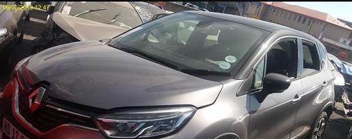 2018 Renault Captur 66kW dCi Dynamique Accident Damaged