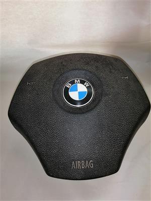 BMW E90 STEERING AIRBAG NON-MOTOR SPORT