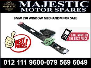 BMW E90 window mechanism for sale