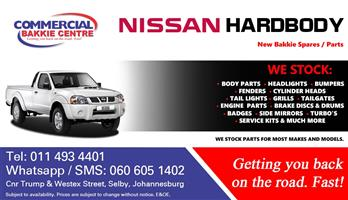 nissan np300 spare parts