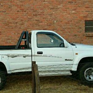 2001 Toyota Hilux Choose for me