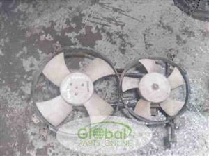 Nissan NP200 radiator fan