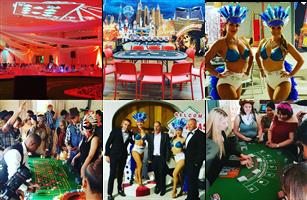 Fun Casino Tables for hire - Gaming Events - Fun Nights in Vegas
