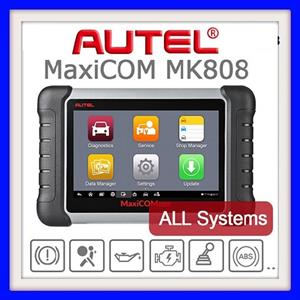 Autel MaxiCOM MK808 OBD2 Diagnostic Tool SPECIAL PRICE FOR 1 WEEK ONLY R9000