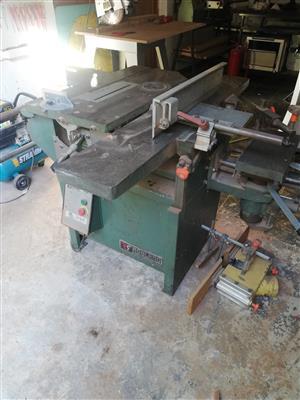 Robland X31 combination woodwork machine