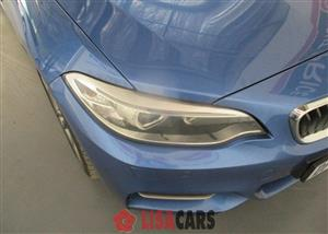 2014 BMW 2 Series M235i coupe auto