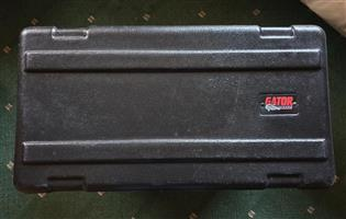 Gator 4U Rack Case with Shock Mount System