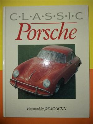 Classic Porsche - Michael Cotton.